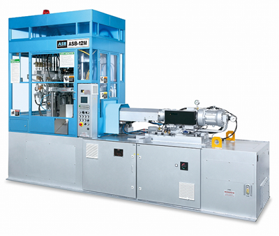 One Step Stretch Blow Moulding Machine