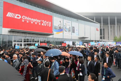Biggest Chinaplas Event in History - Record Number Visitors