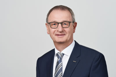 Dr. Wilfried Schäfer Executive Director of the VDW (German Machine Tool Builders' Association),